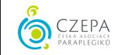 Česká asociace paraplegiků - CZEPA, z. s.