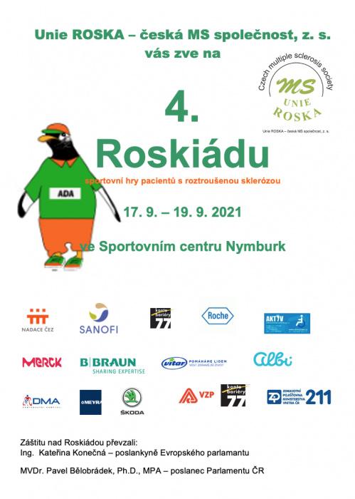 září/Unie ROSKA - Roskiáda